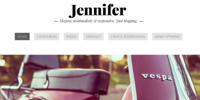 el globo comunicacion blog temas wordpress jennifer