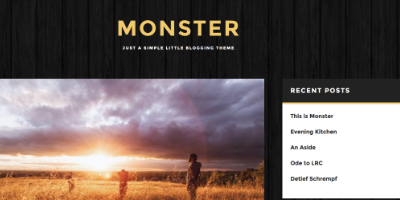 el globo comunicacion blog temas wordpress monster